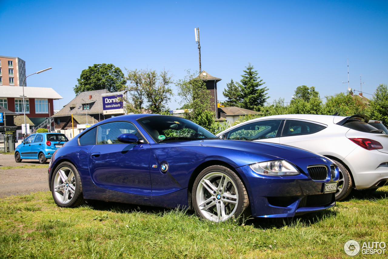 Bmw Z4 M Coup 233 9 July 2015 Autogespot