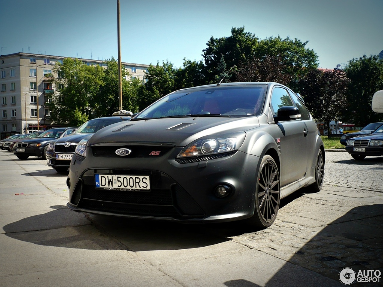 ford focus rs 500 10 july 2015 autogespot. Black Bedroom Furniture Sets. Home Design Ideas