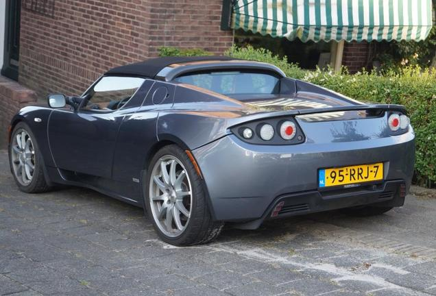 Tesla Motors Roadster Sport 2.5