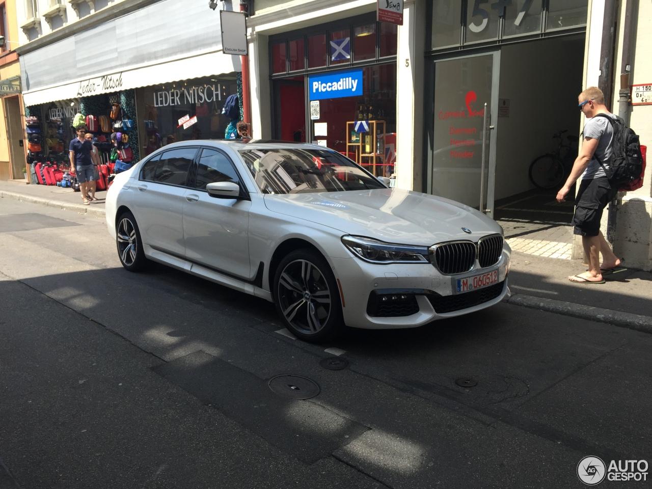 4 I BMW 7 Series G12