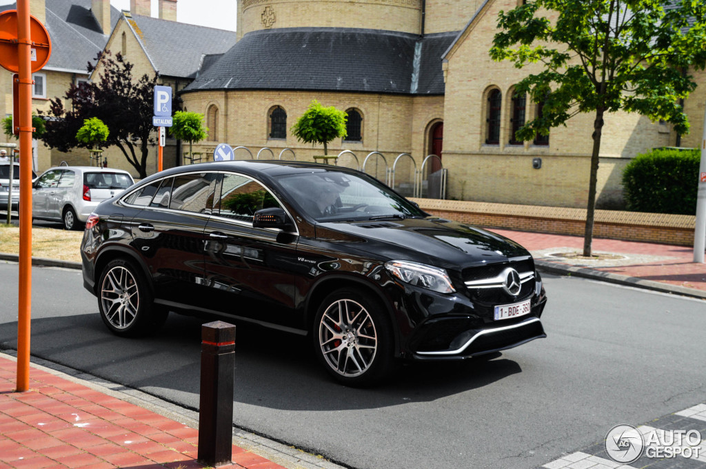 mercedes amg gle 63 s coup 11 juli 2015 autogespot. Black Bedroom Furniture Sets. Home Design Ideas