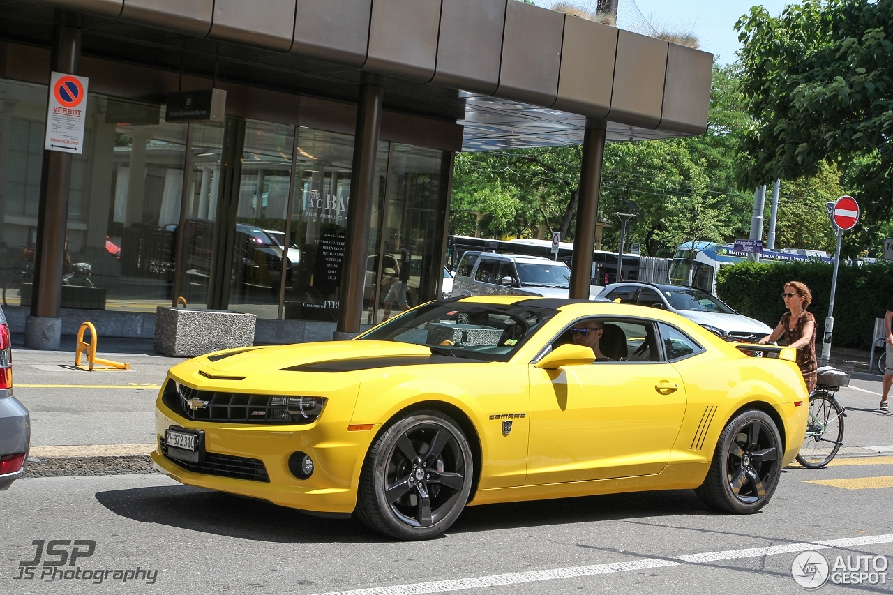 chevrolet camaro ss transformers edition 2012 12 july 2015. Cars Review. Best American Auto & Cars Review