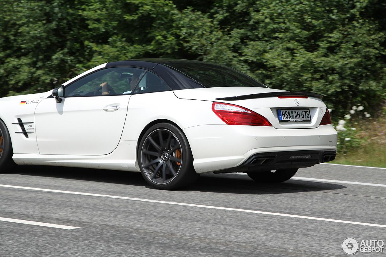 Mercedes benz sl 63 amg r231 2look edition 12 juli 2015 for Mercedes benz sl 63 amg
