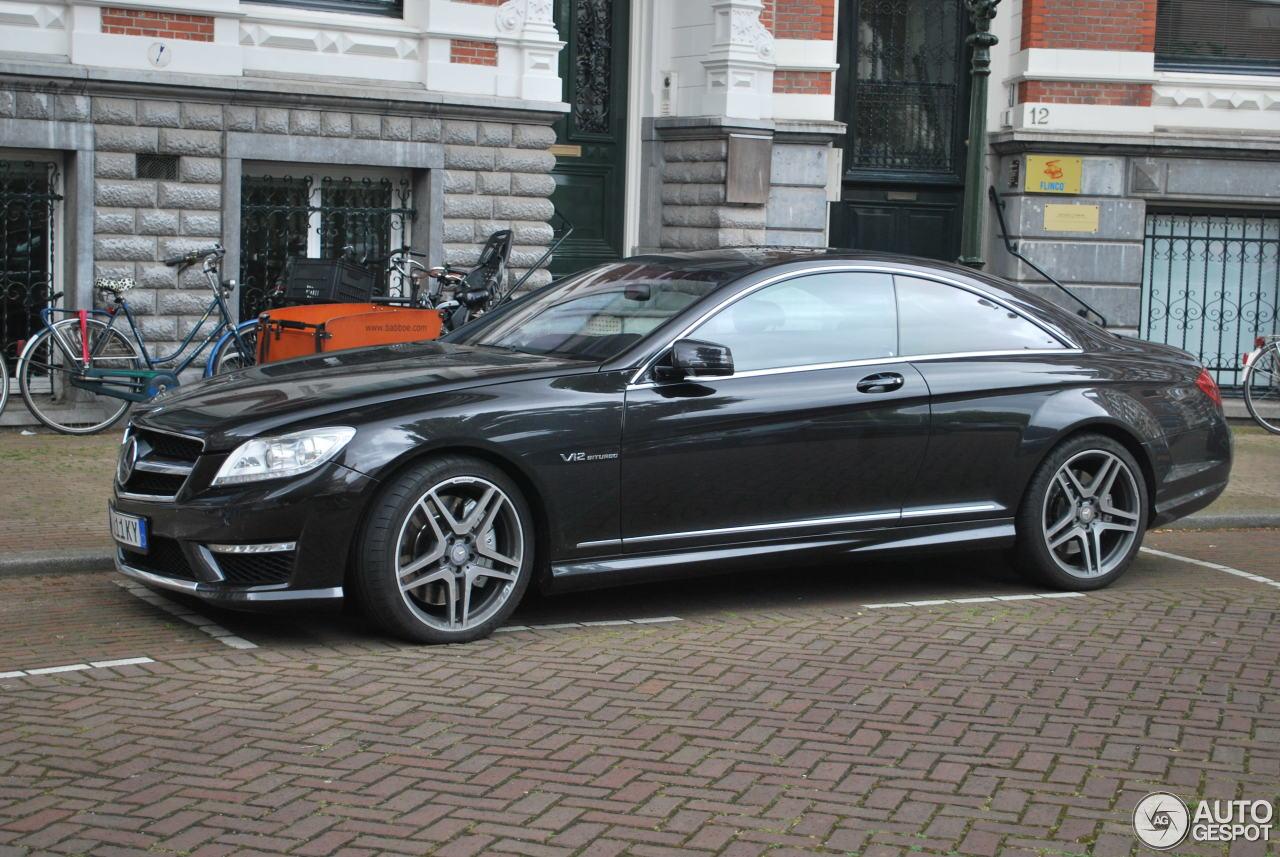 Mercedes benz cl 65 amg c216 2011 14 juli 2015 autogespot for 2015 mercedes benz cl