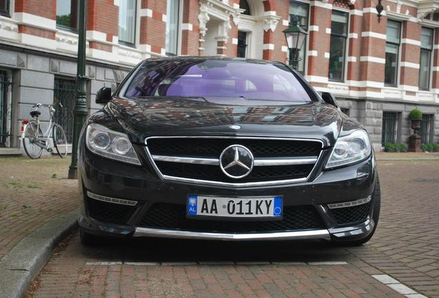 Mercedes-Benz CL 65 AMG C216 2011