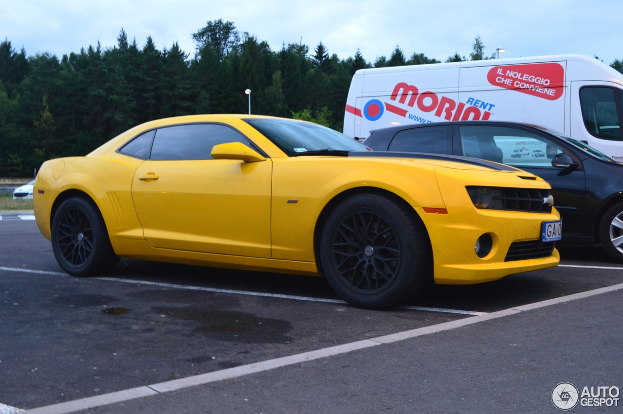 chevrolet camaro ss - 15 july 2015 - autogespot