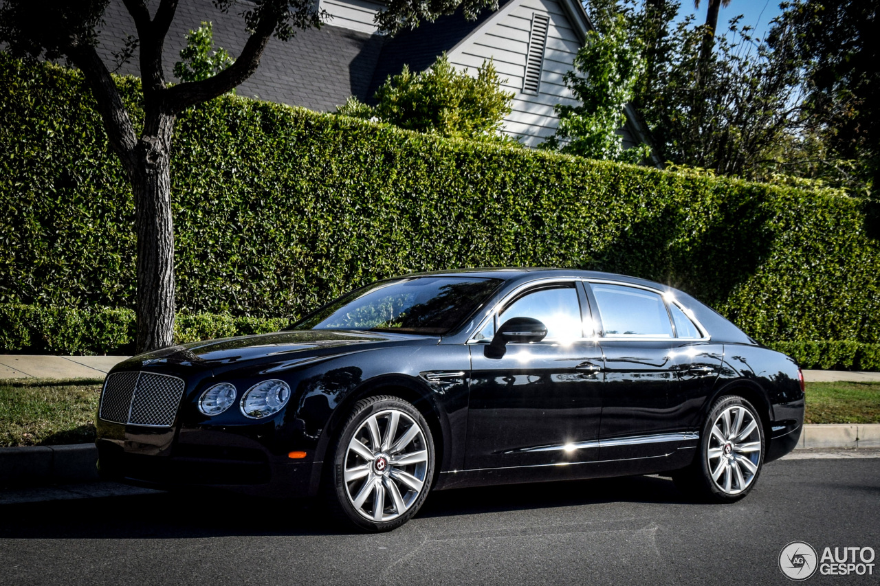 bentley flying spur v8 16 july 2015 autogespot. Black Bedroom Furniture Sets. Home Design Ideas