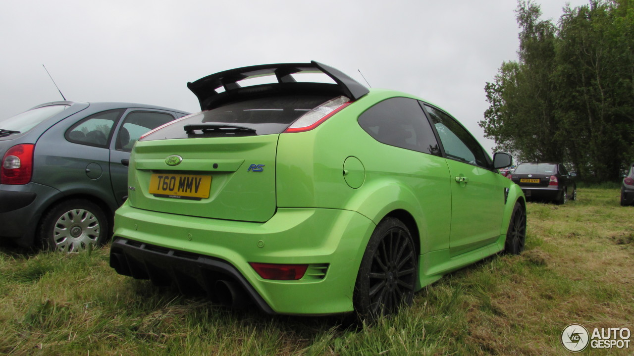 ford focus rs 2009 16 july 2015 autogespot. Black Bedroom Furniture Sets. Home Design Ideas