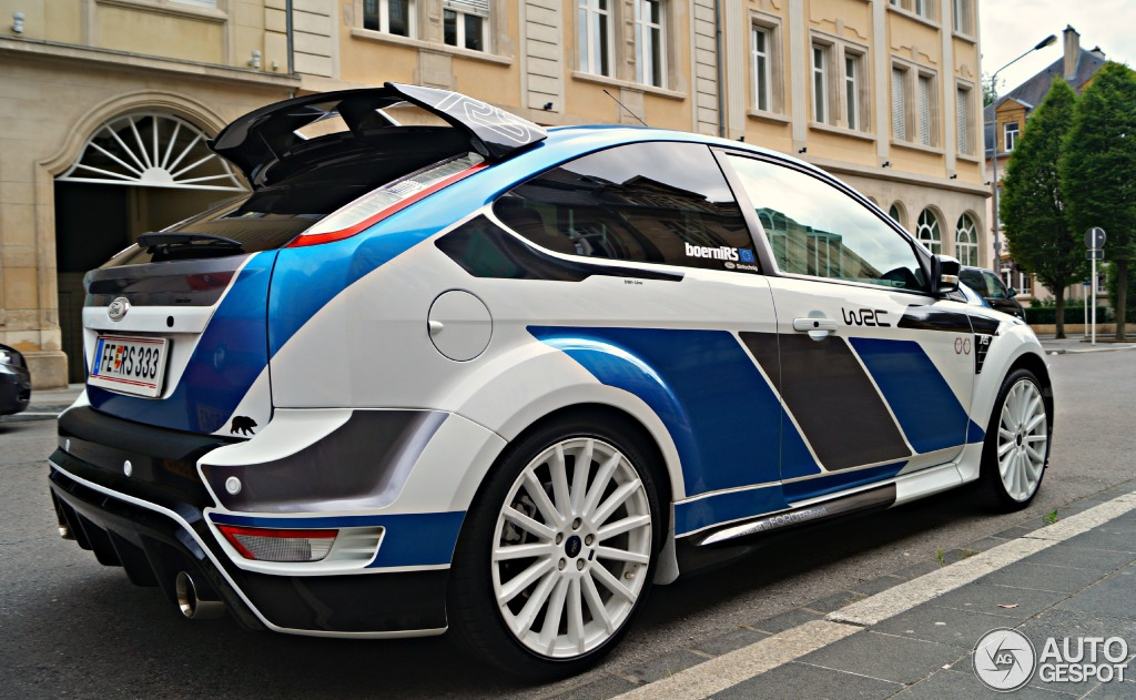 ford focus rs 2009 wrc edition 16 juillet 2015 autogespot. Black Bedroom Furniture Sets. Home Design Ideas