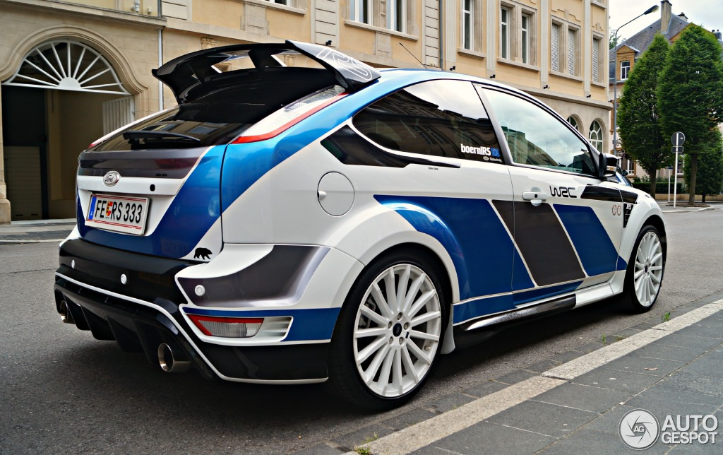 ford focus rs 2009 wrc edition 16 july 2015 autogespot. Black Bedroom Furniture Sets. Home Design Ideas