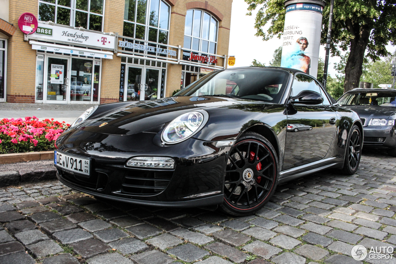 porsche 997 carrera gts cabriolet 16 juli 2015 autogespot. Black Bedroom Furniture Sets. Home Design Ideas