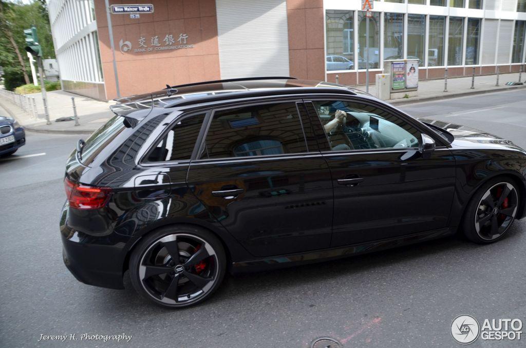Audi a3 rs3 sportback usata 6