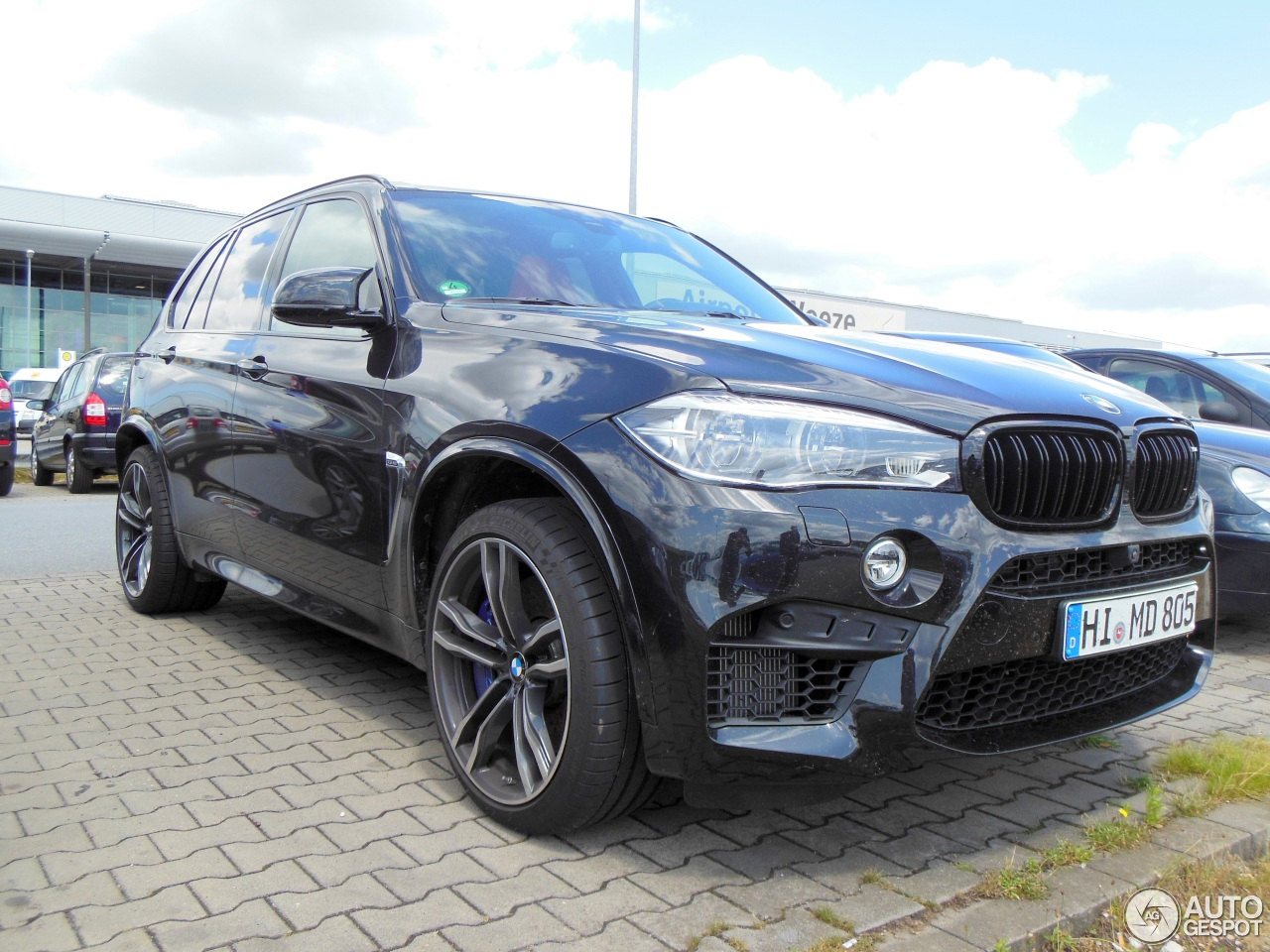 Bmw X5 M F85 17 July 2015 Autogespot