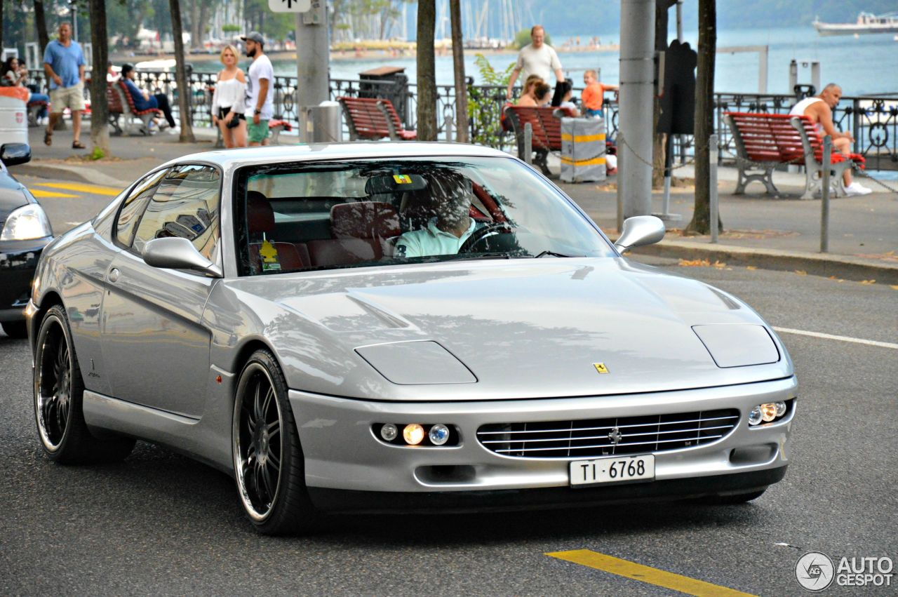 ferrari 456 gt 17 july 2015 autogespot. Black Bedroom Furniture Sets. Home Design Ideas