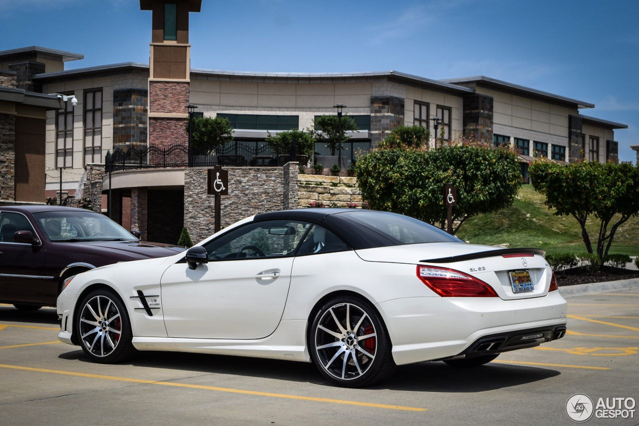 mercedes benz sl 63 amg r231 2look edition 17 july 2015 autogespot. Black Bedroom Furniture Sets. Home Design Ideas