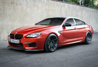 BMW Vorsteiner M6 F06 Gran Coupé 2015