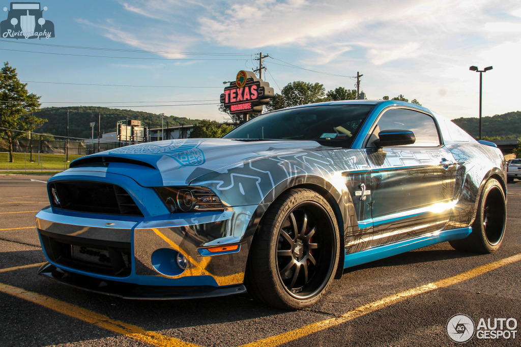 Ford Mustang Shelby GT 500 Supersnake 2013 - 18 July 2015 - Autogespot