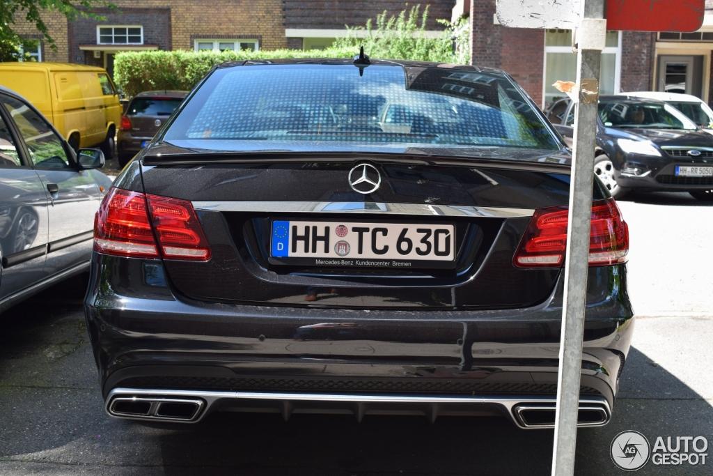 Mercedes Bremen Kundencenter mercedes e 63 amg s w212 18 july 2015 autogespot
