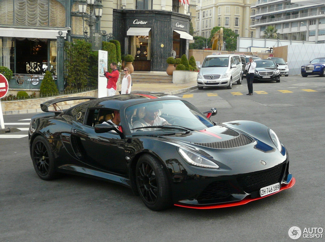 lotus exige s lf1 19 juillet 2015 autogespot. Black Bedroom Furniture Sets. Home Design Ideas