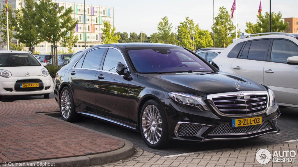 Mercedes Benz S 65 Amg V222 19 Juli 2015 Autogespot