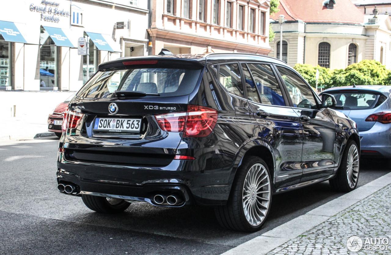 Alpina XD3 Biturbo 2015 - 20 Juli 2015 - Autogespot