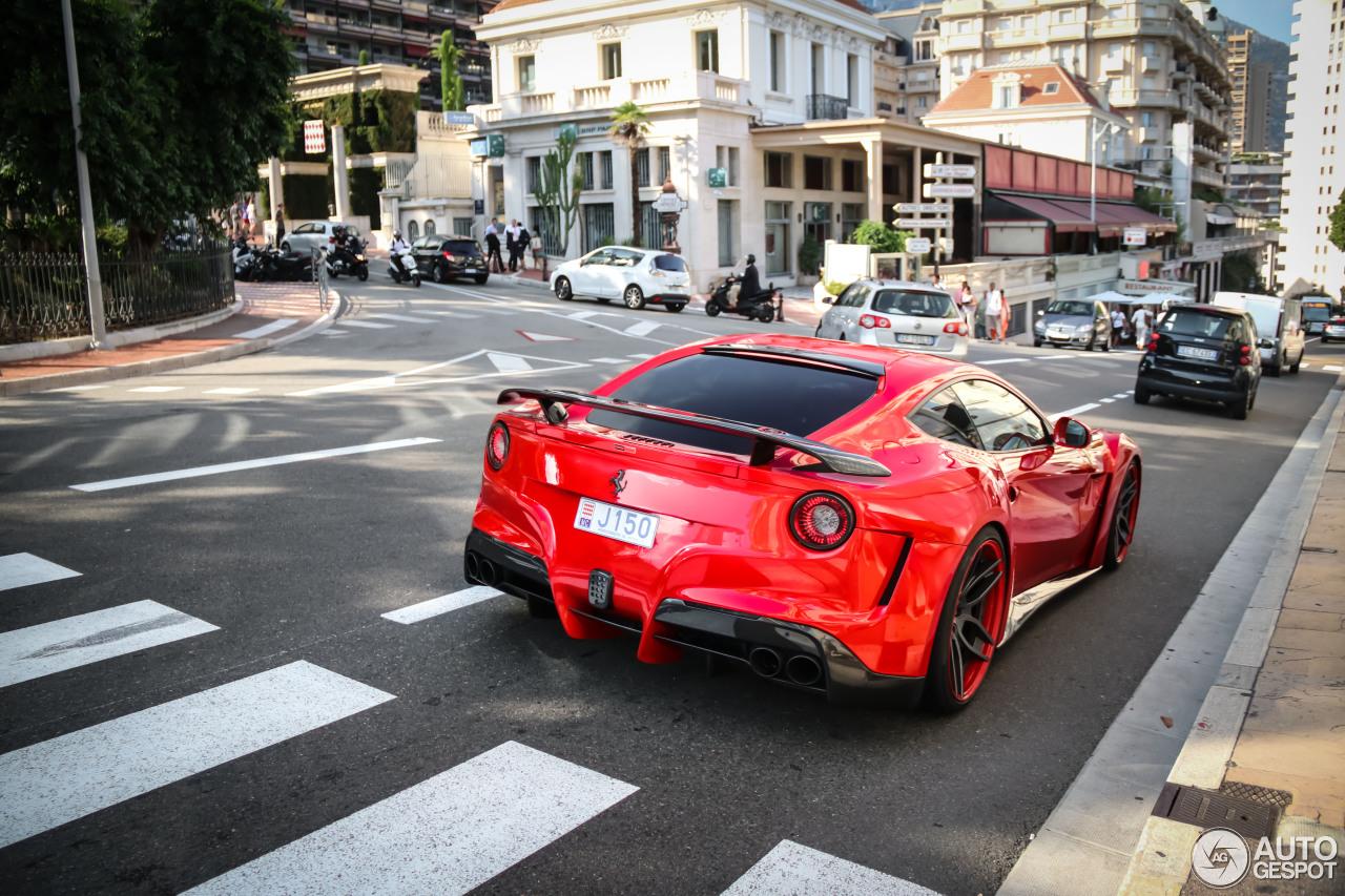 Ferrari Novitec Rosso F12 N Largo 20 July 2015 Autogespot