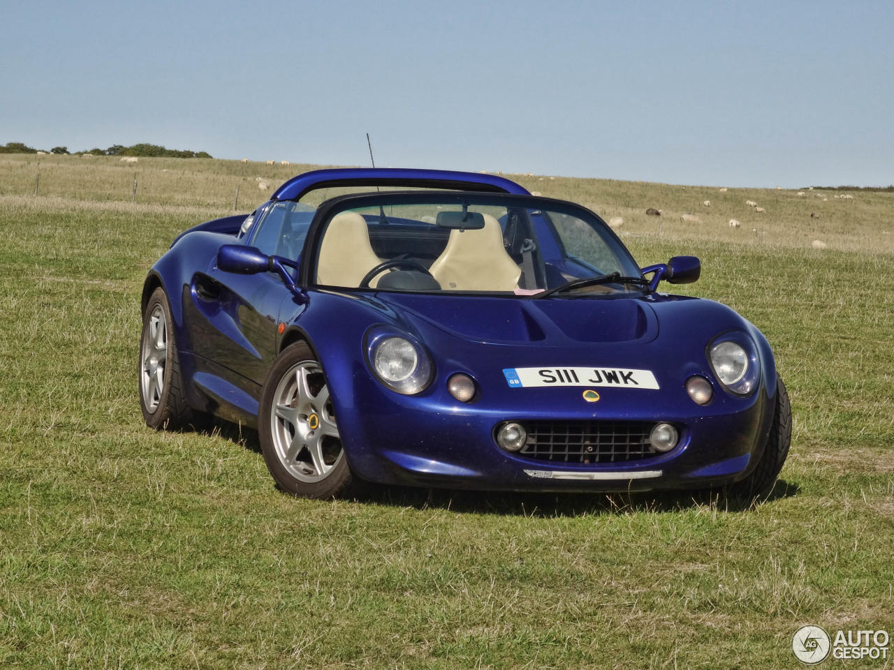 lotus elise s1 111s 20 july 2015 autogespot. Black Bedroom Furniture Sets. Home Design Ideas