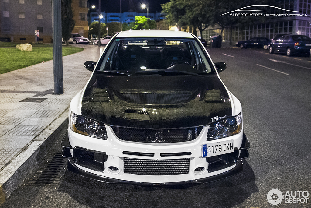 Mitsubishi Lancer Evolution Ix Mr 20 July 2015 Autogespot