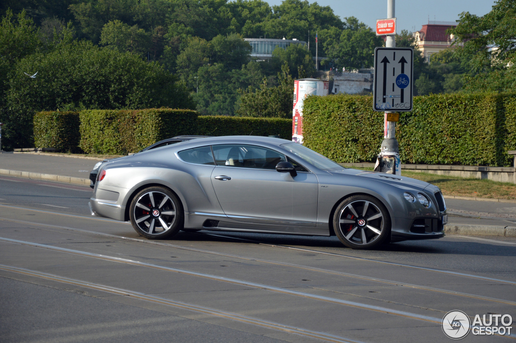 Bentley Mansory Continental Gt V8 S 21 July 2015
