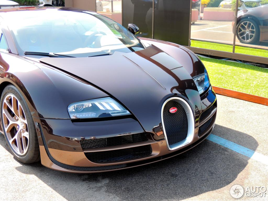 bugatti veyron 16 4 grand sport vitesse 21 july 2015. Black Bedroom Furniture Sets. Home Design Ideas