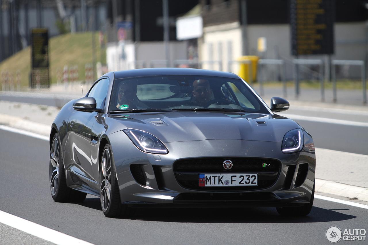 Jaguar f type r awd coup 21 juillet 2015 autogespot - Jaguar f type r coupe prix ...