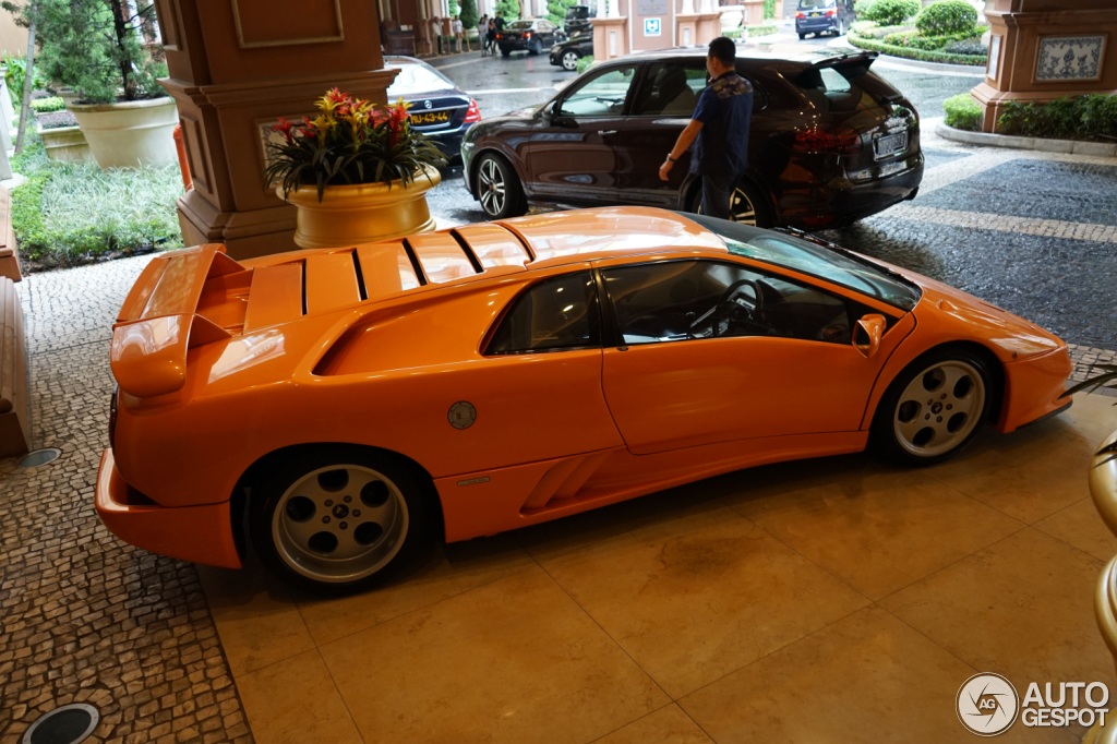 Lamborghini Diablo Se30 21 July 2015 Autogespot