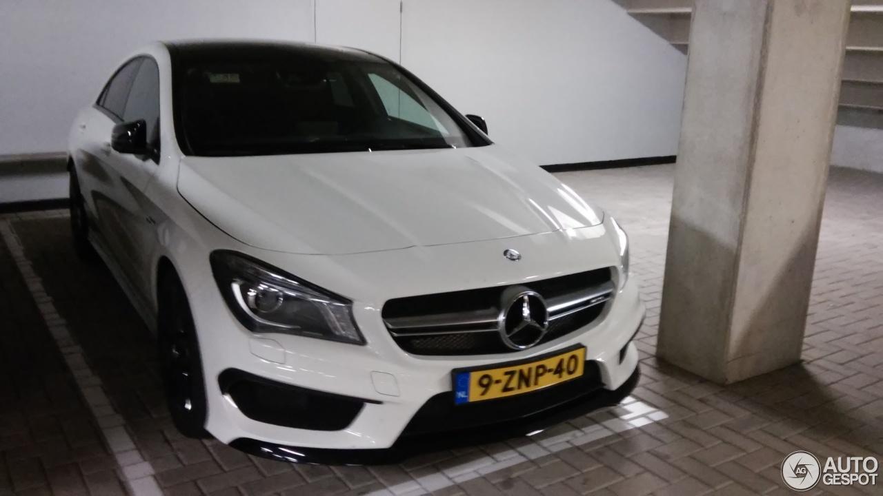 Mercedes benz cla 45 amg c117 21 juli 2015 autogespot for Rusnak mercedes benz