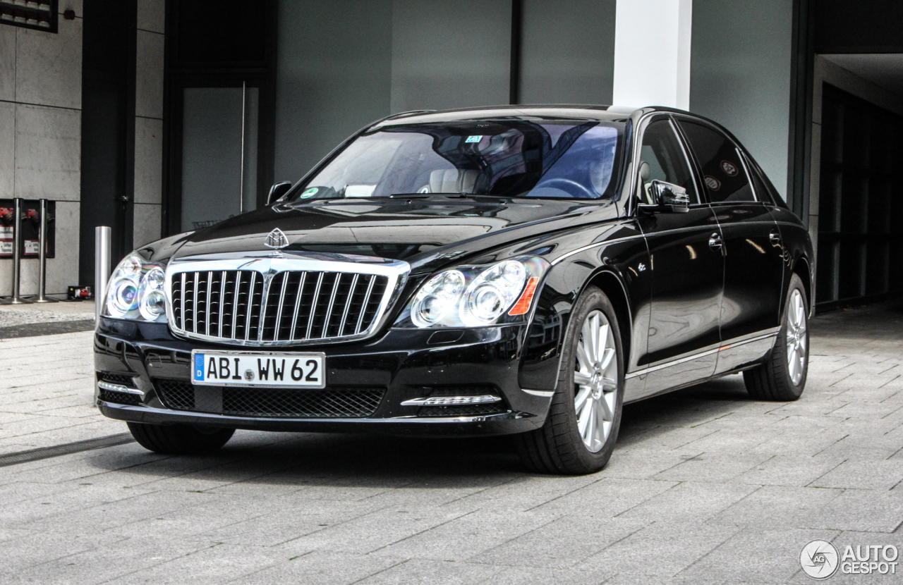 Maybach 62 S 2011 - 23 July 2015 - Autogespot
