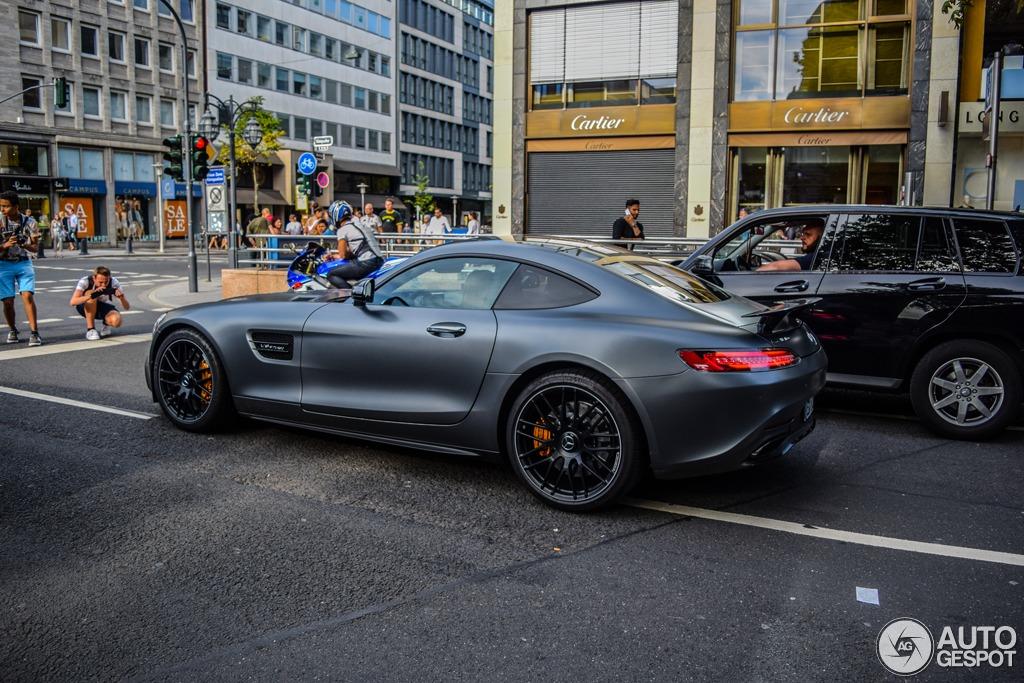 Mercedes Amg Gt S Edition 1 23 Juli 2015 Autogespot