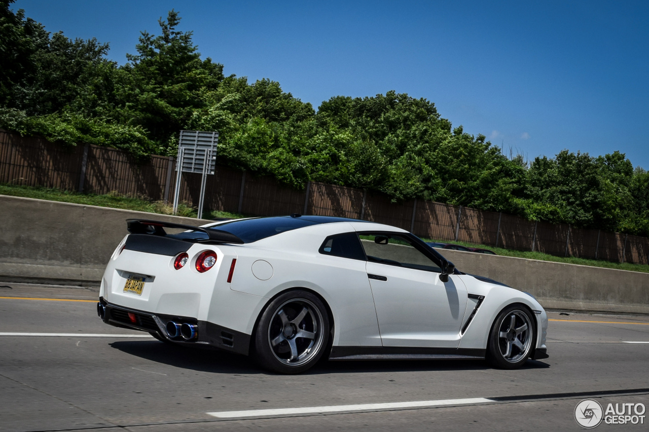 Nissan Gt R Ams Performance Alpha 14 23 July 2015