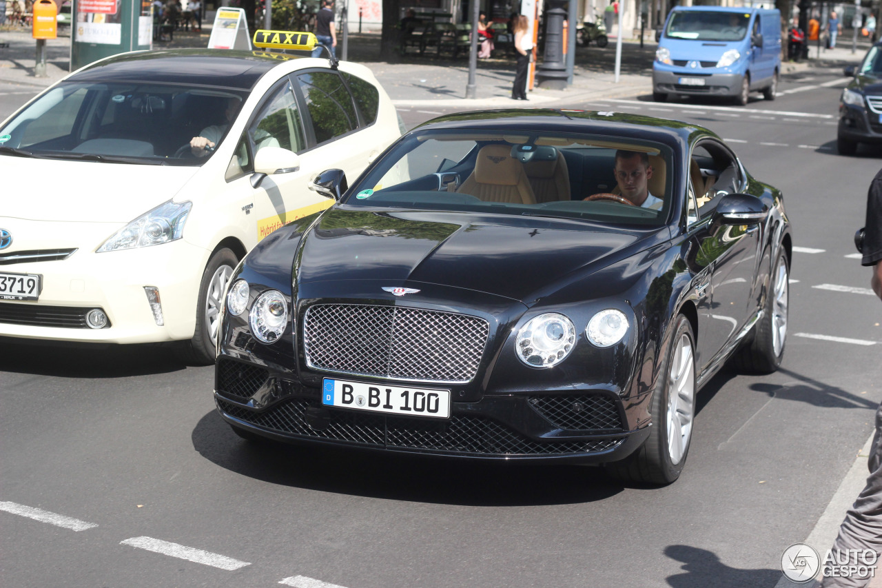 Bentley Continental Gt V8 2016 24 July 2015 Autogespot