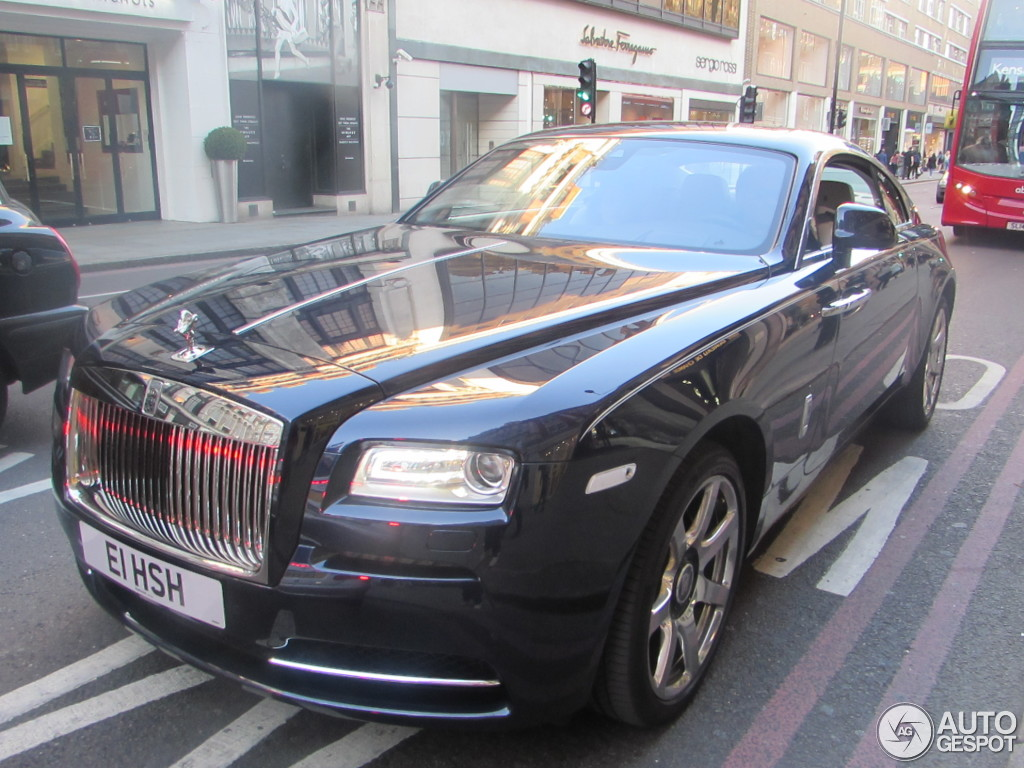 rolls royce wraith 24 july 2015 autogespot. Black Bedroom Furniture Sets. Home Design Ideas