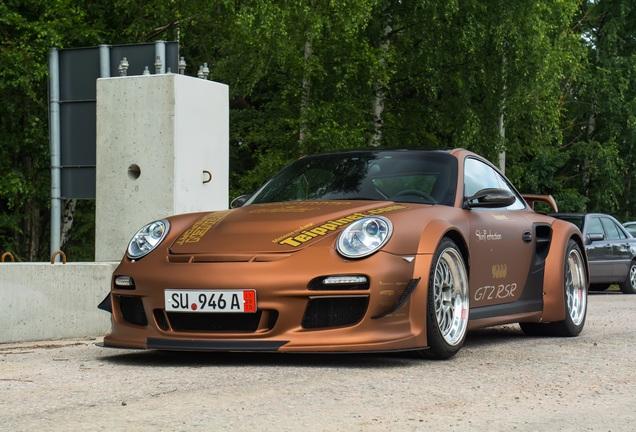 Porsche 997 GT2 RSR