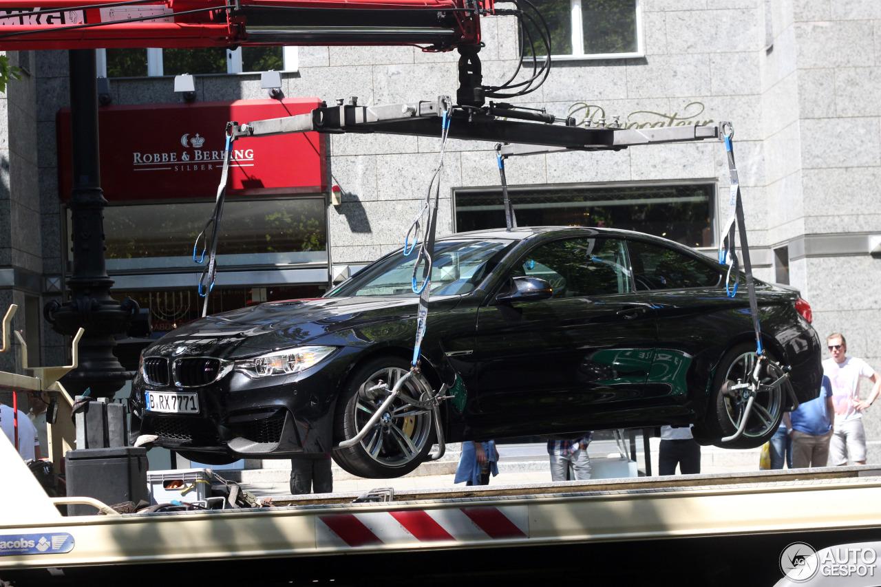 Bmw M4 F82 Coupe 25 July 2015 Autogespot