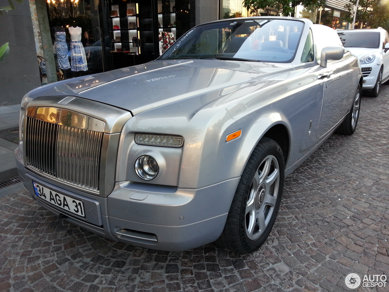 rolls royce phantom drophead coup series ii 25 july. Black Bedroom Furniture Sets. Home Design Ideas