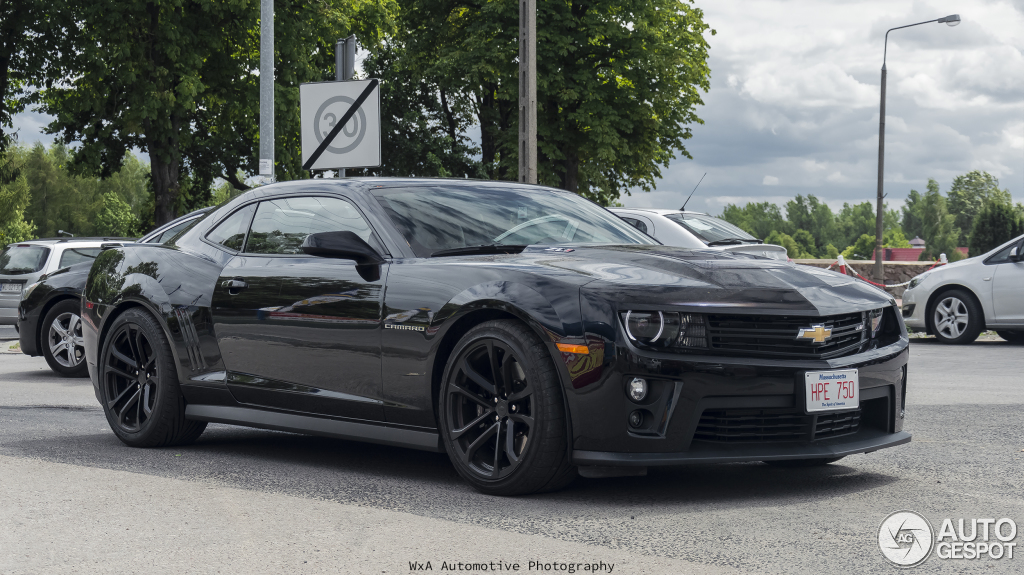 Chevrolet Camaro Zl1 2015 Hennessey Hpe750 26 July 2015