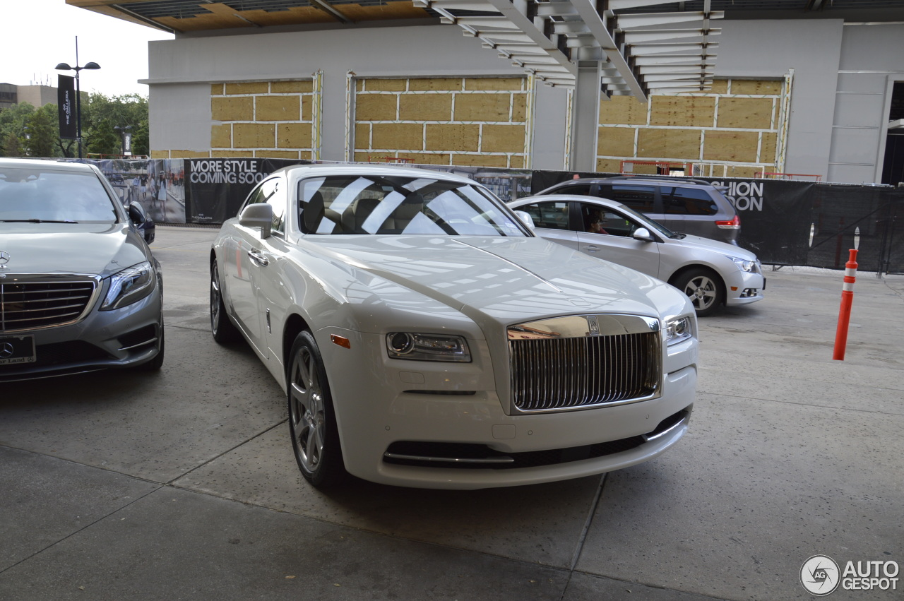b682c07df480 Rolls-Royce Wraith - 26 July 2015 - Autogespot