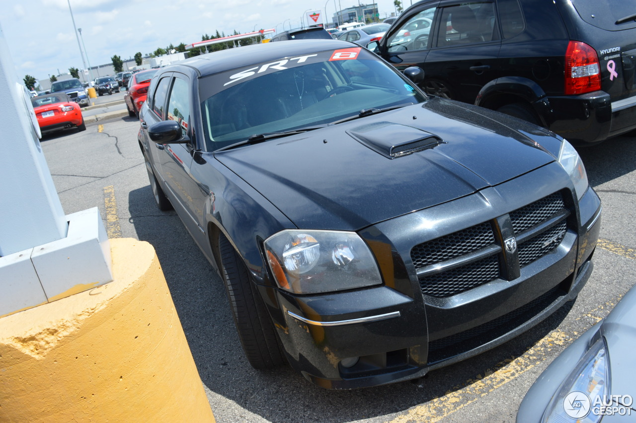 Dodge Magnum SRT 8 27 July 2015 Autogespot