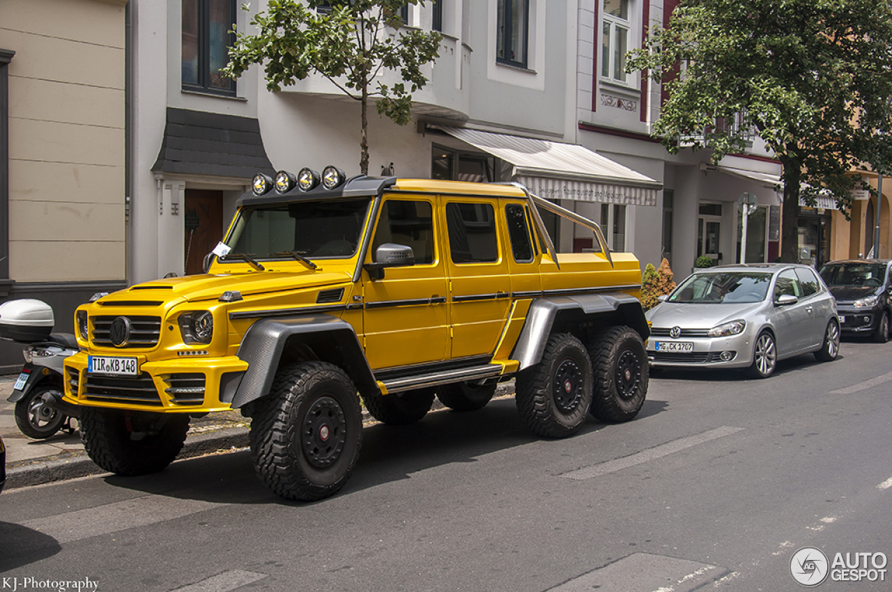 mercedes benz mansory gronos g 63 amg 6x6 27 juli 2015 autogespot. Black Bedroom Furniture Sets. Home Design Ideas