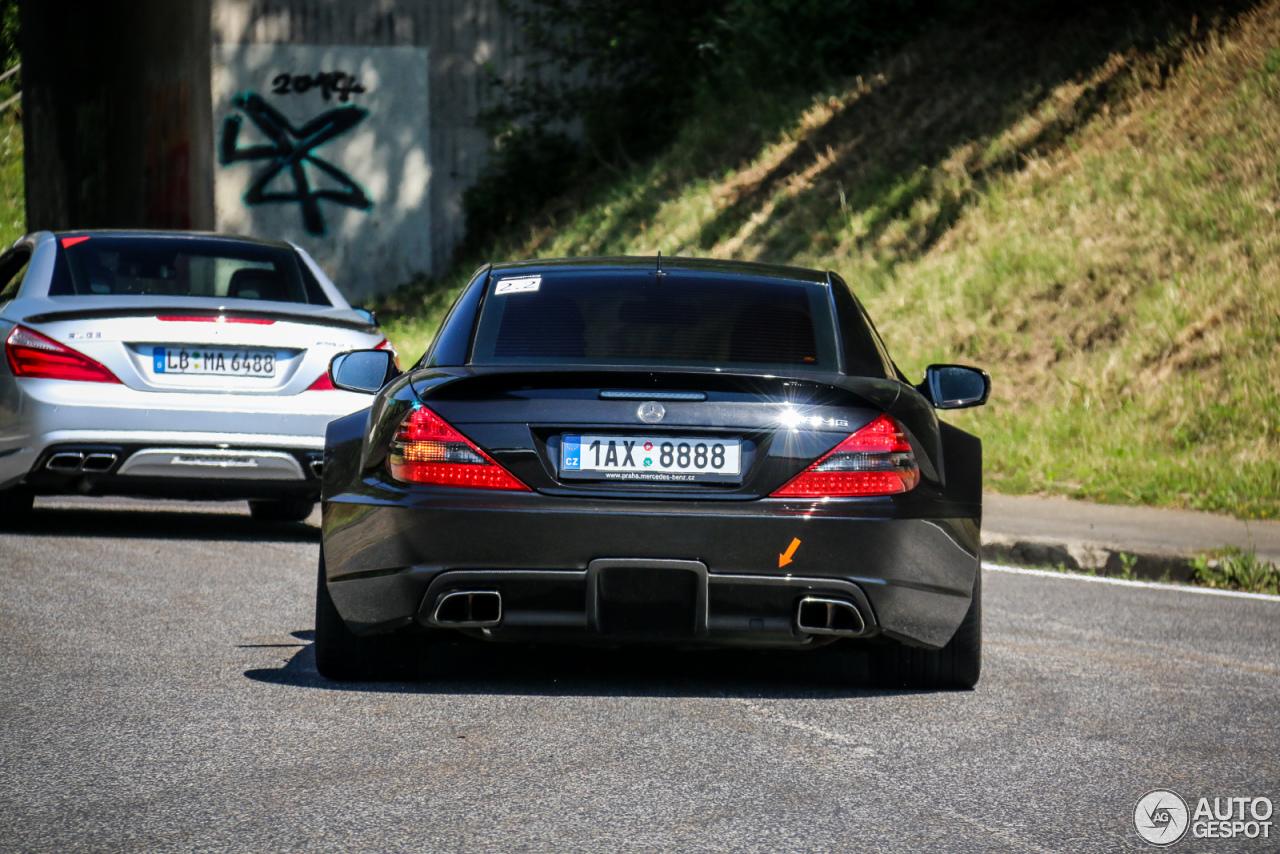 Mercedes benz sl 65 amg black series 27 juli 2015 for Mercedes benz sl550 amg price