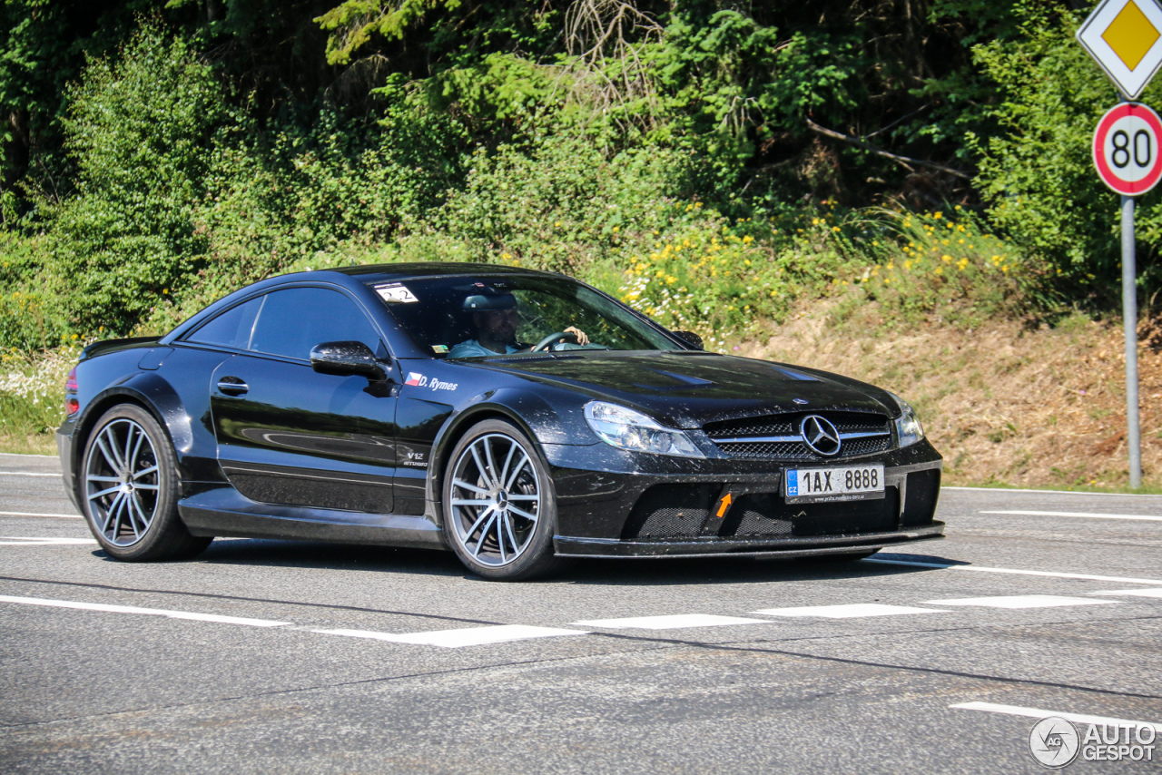 mercedes benz sl 65 amg black series 27 july 2015 autogespot. Black Bedroom Furniture Sets. Home Design Ideas