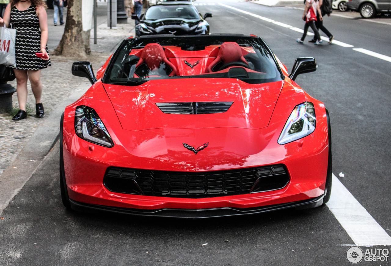 chevrolet corvette c7 z06 convertible 29 july 2015 autogespot. Black Bedroom Furniture Sets. Home Design Ideas