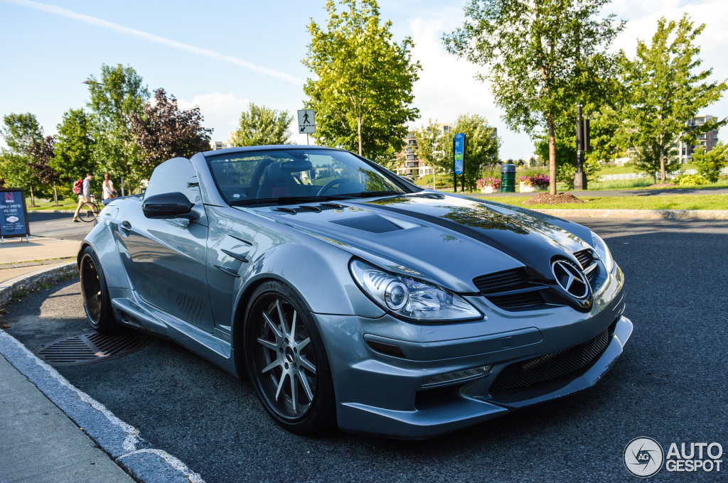 Mercedes Benz Rick Design Slk 55 Amg R171 29 July 2015