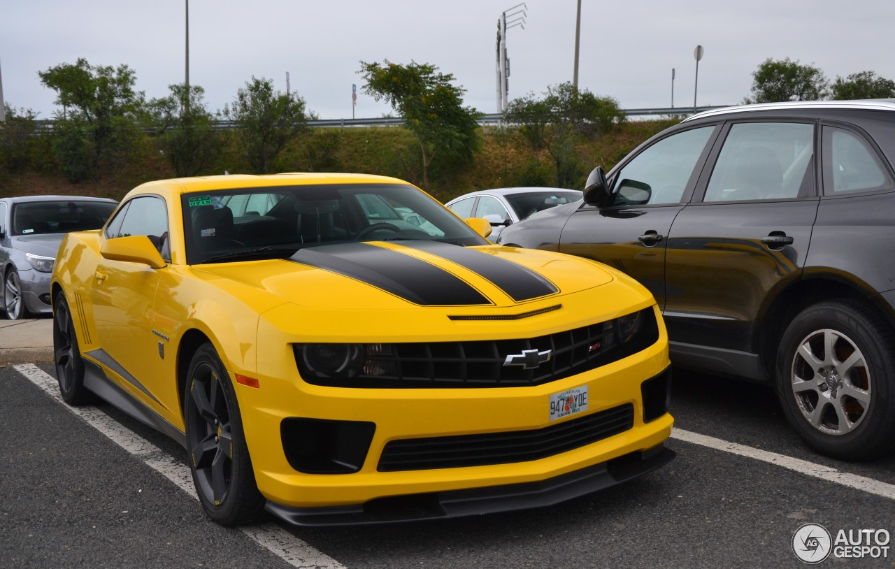 Chevrolet Camaro SS Transformers Edition 30 July 2015